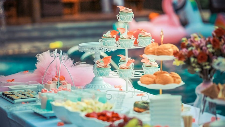 Kids' Party Catering in San Jose and The Bay Area