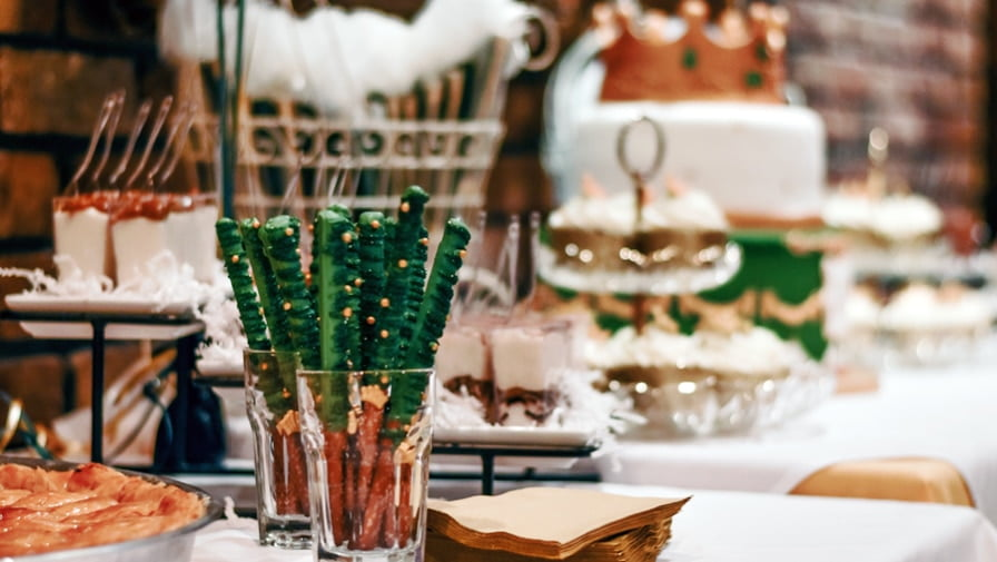 San Jose and Bay Area On-Trend Catering